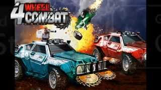 Download 4 Wheel Combat ( 3d Car Racing Action Game ) Trailer Teaser GamePlay Video