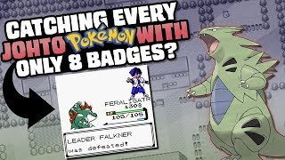 Download HOW EASILY CAN YOU COMPLETE PROFESSOR OAK'S CHALLENGE IN POKEMON GOLD/SILVER? Video