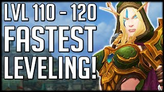 Download FASTEST LEVELING FROM 110-120 in Patch 8.1.5 - Level Alts FAST! Video