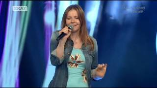 Download «The Voice»: Εντυπωσίασε η 17χρονη Βερόνικα από την Πολωνία Video