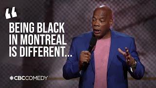 Download Being black in Canada versus America | Alonzo Bodden Video