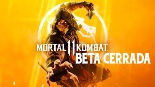 Download MORTAL KOMBAT 11 BETA CERRADA MIS PRIMERAS PARTIDAS - GAMEPLAY ESPAÑOL Video