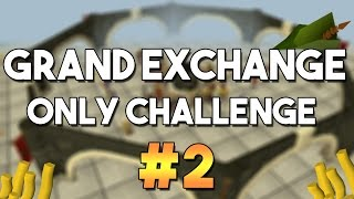 Download [OSRS] Grand Exchange Only Challenge #2 - Money Making , Skilling and Flipping with the GE Only! Video