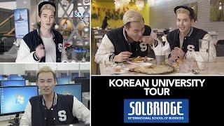 Download Korean University Tour: SolBridge International School of Business Video