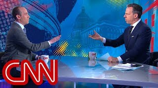 Download Tapper cuts off Trump adviser interview: I've wasted enough of my viewers' time Video