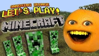 Download Annoying Orange Let's Play! - MINECRAFT Video