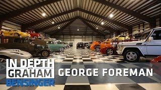 Download George Foreman: My massive car collection at home Video
