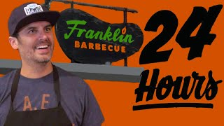 Download Working 24 Hours at the Best BBQ in the World | Bon Appetit Video