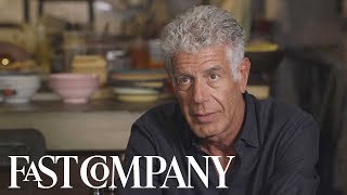 Download Anthony Bourdain - Our Last Full Interview Video