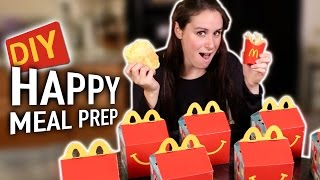 Download DIY Happy Meal Prep Video