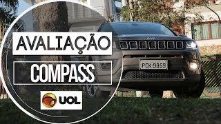 Download AVALIAÇÃO COMPASS LIMITED FLEX: BOM RECHEIO, MAS O MOTOR É FRACO Video