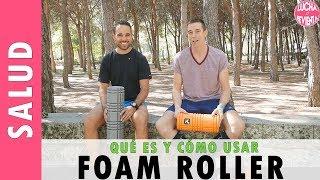 Download QUÉ ES Y CÓMO USAR EL FOAM ROLLER Video