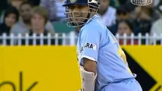 Download Sachin's famous reply to Brett Lee - Channel 9 commentary- 4,4,0,4 - MCG 2008 Video