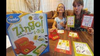 Download Zingo kim hızlı kim şanslı ,bu oyunu beğendik , çocuk videosu Video