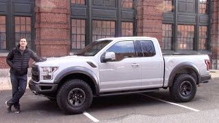 Download Here's Why the 2017 Ford F-150 Raptor Is Worth $65,000 Video