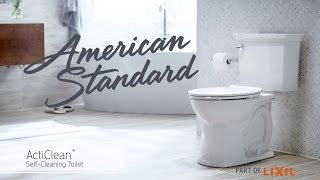 Download ActiClean Self-Cleaning Toilet from American Standard – Training Video Video