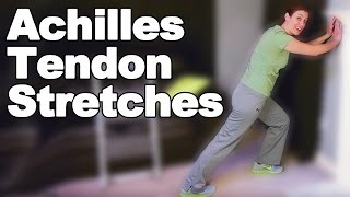 Download Achilles Tendon Stretches - Ask Doctor Jo Video