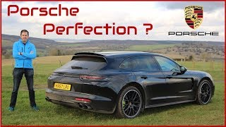 Download Panamera Sport Turismo eHybrid - The best All-Round Porsche there is ? Video