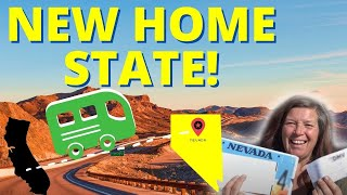 Download How I Became a Nevada Resident in a Day: Full-Time RVer Residency Video