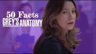 Download 50 Facts About Grey's Anatomy Video