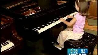 Download The Next Mozart? 6-Year Old Piano Prodigy Wows All Video