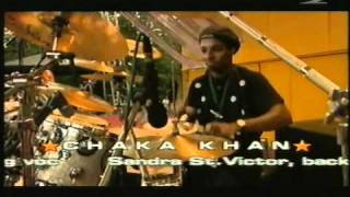 Download Chaka Khan - What Cha´ Gonna Do For Me, Live In Pori Jazz 2002 (2.) Video