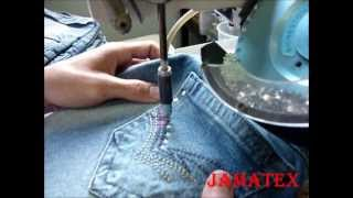 Download Maquina de aplicação de strass,hotfix. Jamatex Video