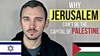 Download Why Jerusalem CAN'T be the Capital of Palestine in 90 Seconds Video