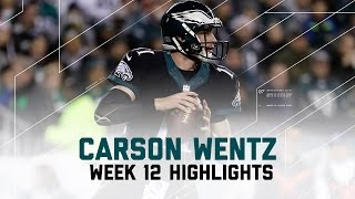 Download Carson Wentz Rushes for 1st Career TD (Week 12 Highlights) | Packers vs. Eagles | NFL Video