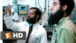 Download The Dictator (2012) - Nuclear Nadal Scene (3/10)   Movieclips Video