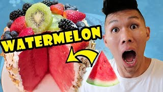 Download WATERMELON for BREAKFAST LUNCH + DINNER? || Life After College: Ep. 556 Video
