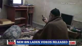 Download CNN: New video of Osama bin Laden released Video