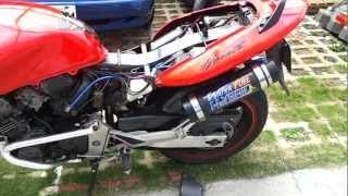 Download HHO Generator on Honda Hornet 250 (CB250F) Video