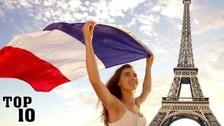 Download Top 10 Things To Do In France Video