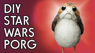 Download DIY Star Wars: The Last Jedi Porg - Backyard FX Video