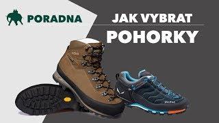 Download Poradna: Jak vybrat pohorky? | Hanibal.cz Video