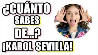 Download ¿Cuánto sabes de Karol Sevilla? - TEST ¡ADELANTE FANS! Video