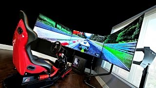Download THE $35,000 RACING SIMULATOR Video