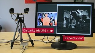 Download SP1 Real-Time Stereo Vision System Video