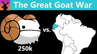 Download This Country Fought a War with 250,000 Goats; Who Won? Video