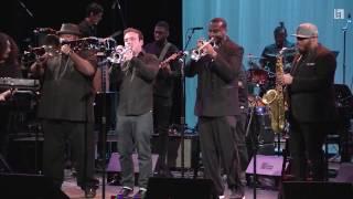 Download Regiment Horns ″Come Together″ Live at Berklee Performance Center Video