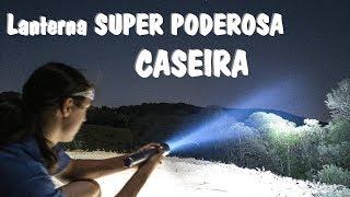 Download Lanterna super poderosa caseira Video