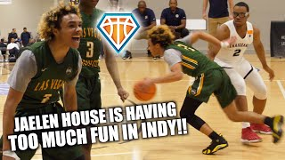 Download Jaelen House is Having TOO MUCH FUN IN INDY!! | Shadow Mountain's ENERGETIC Guard GOES OFF Video