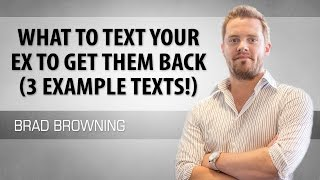 Download How to Get Your Ex Back By Texting (Get Your Ex To Obsess Over You By Sending Text Messages!) Video
