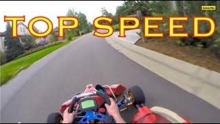 Download 121 mph Shifter Kart in Neighborhood.. HOLY Video