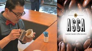 Download 2015 Australian Latte Art Champion Caleb Cha Video
