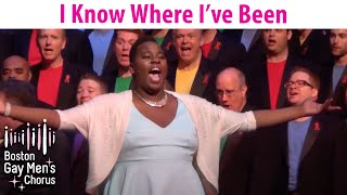 Download I Know Where I've Been - Alex Newell and Boston Gay Men's Chorus Video
