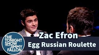 Download Egg Russian Roulette with Zac Efron Video