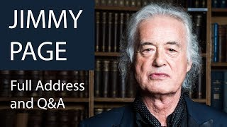 Download Jimmy Page | Full Address and Q&A at The Oxford Union Video