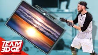 Download TV Flip | HUGE Flat Screen TV!! Video